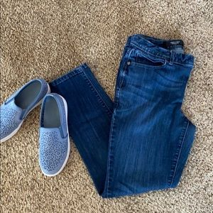 Simply Vera size 8 jeans